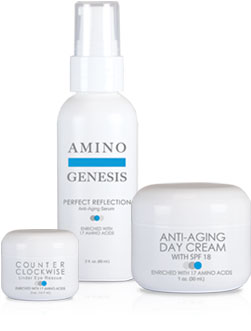 AminoGenesis 3 Piece Perfect Skin Kit